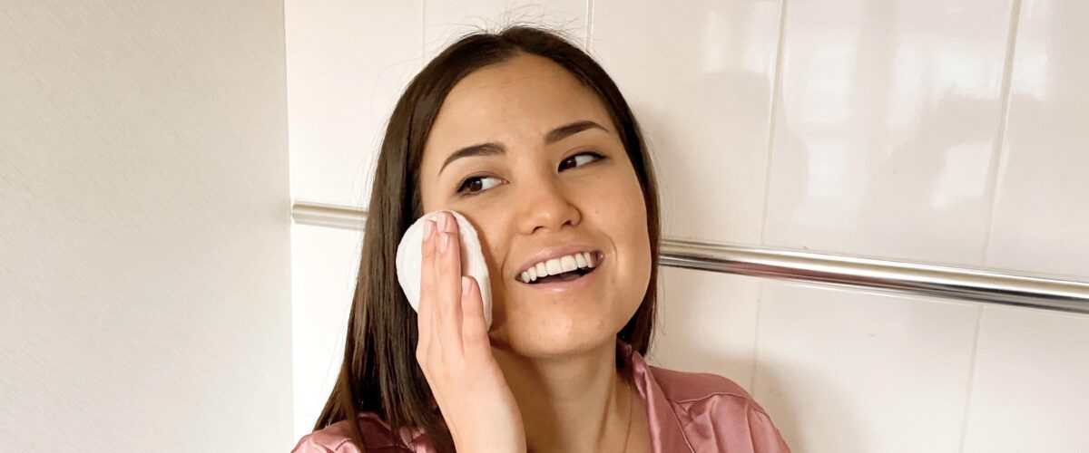 My New Beauty Regime: From Disposable to Reusable Makeup Removal